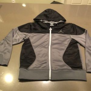 Joedan Hooded Zip-Up